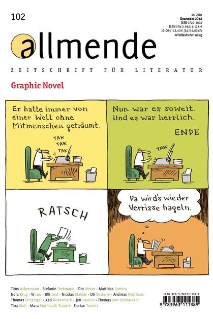 Archiv Allmende Zeitschrift Für Literatur